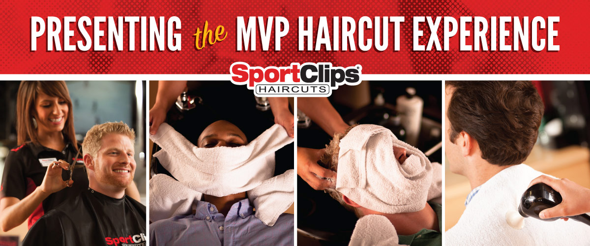 The Sport Clips Haircuts of The Market @ Oakland MVP Haircut Experience